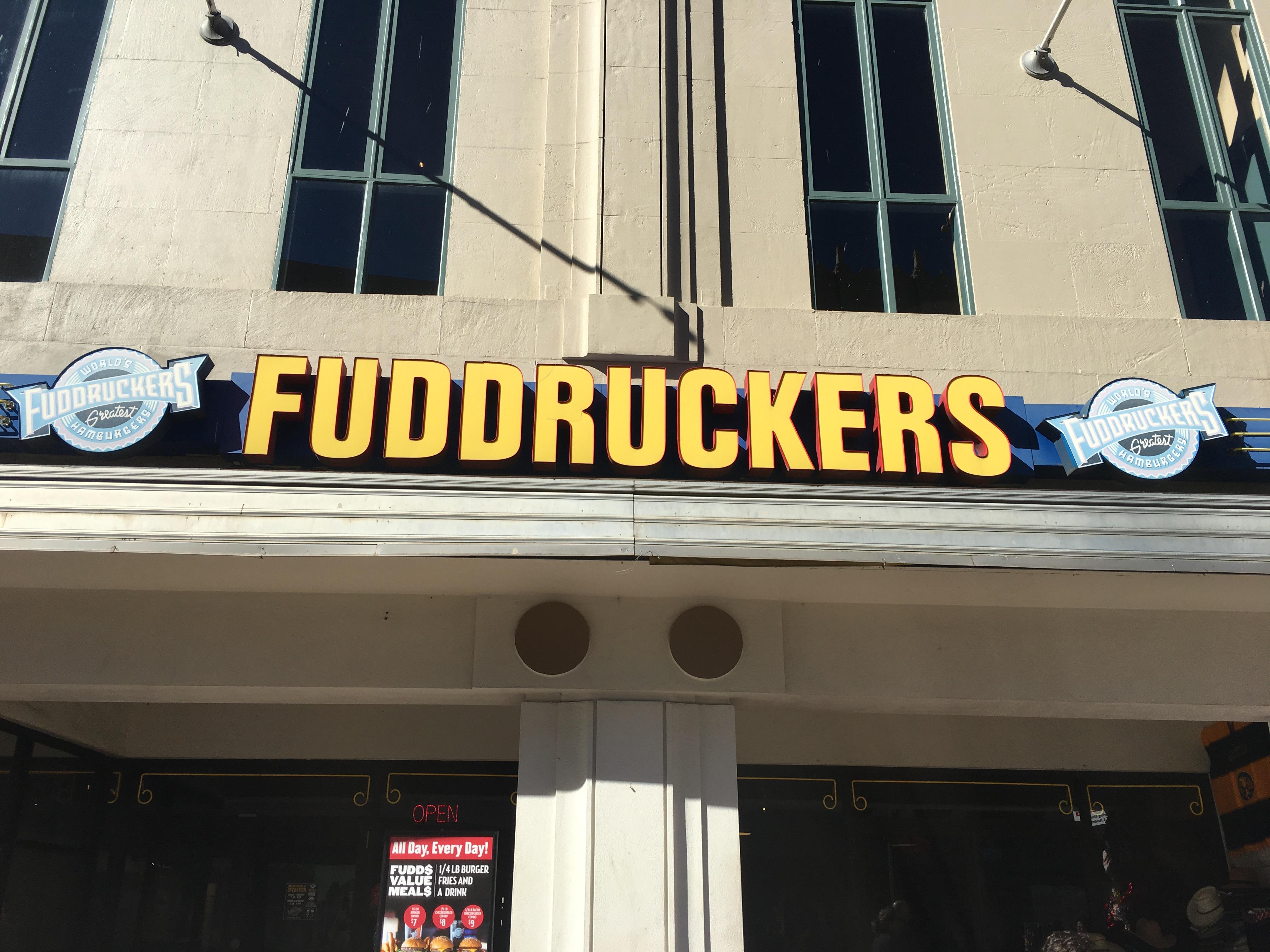 【Fuddruckers】サンアントニオ発の美味しいハンバーガー屋に行ってみた!【観光にも便利】
