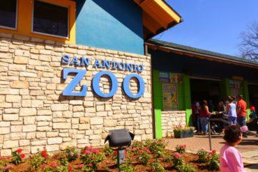 動物園正面
