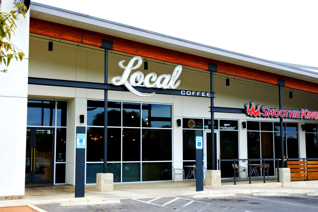 テキサス州サンアントニオのお洒落カフェ1-お土産にも良いLocal Coffee