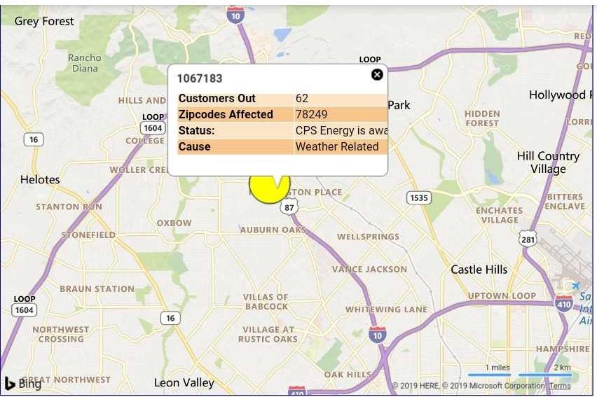 CPS電力情報