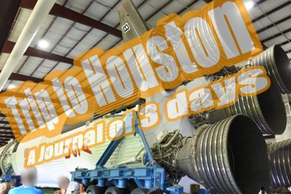 NASA!シーフード!初めてのテキサス州ヒューストン2泊3日の滞在記(2019年6月6日~6月8日)