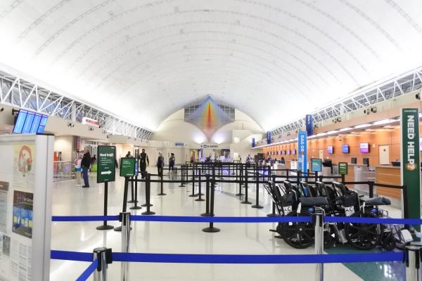 サンアントニオ空港