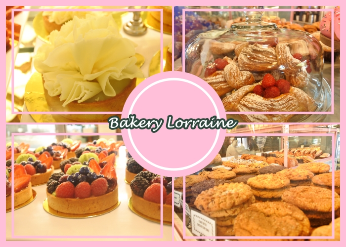 テキサス州サンアントニオ観光で休憩するなら甘すぎない美しいケーキのBakery Lorraineで!