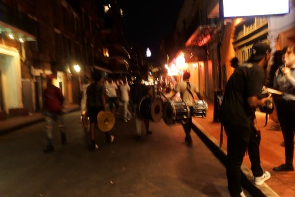 夜中の楽団