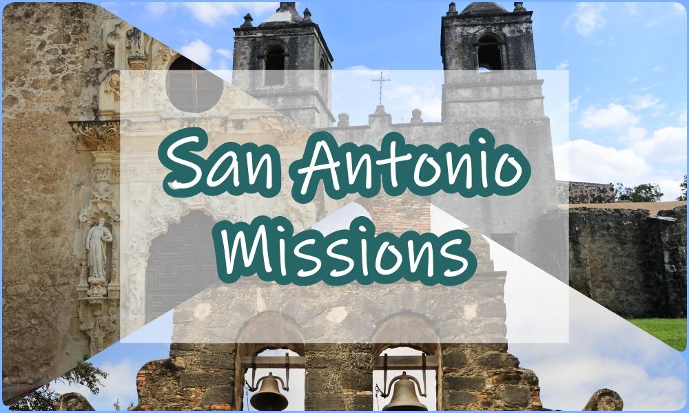 【世界遺産】テキサス州サンアントニオの伝道所群(ミッションズ)巡りは1日で可能なの?【写真多数】