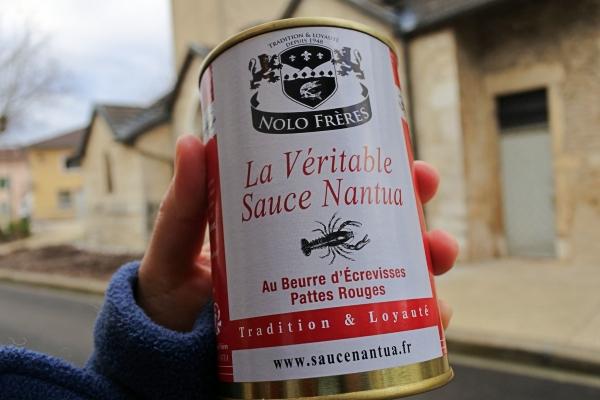 Sauce de Nantua