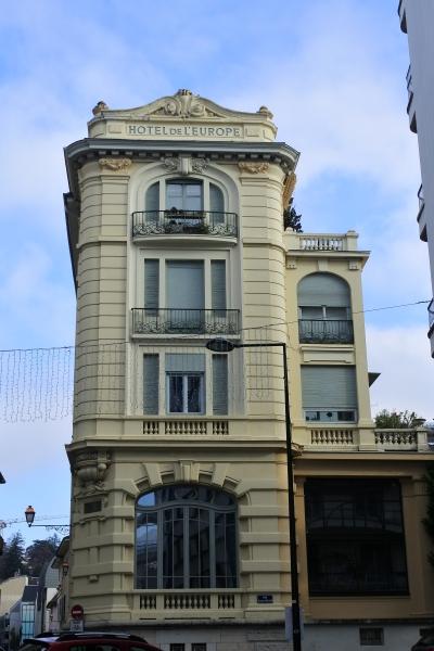 ヨーロッパホテル