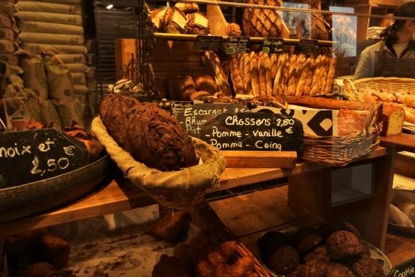 美しいアヌシーのパン屋