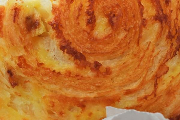 ラムレーズンのパンオレザン