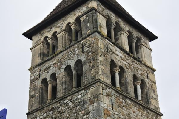 鍾塔の拡大