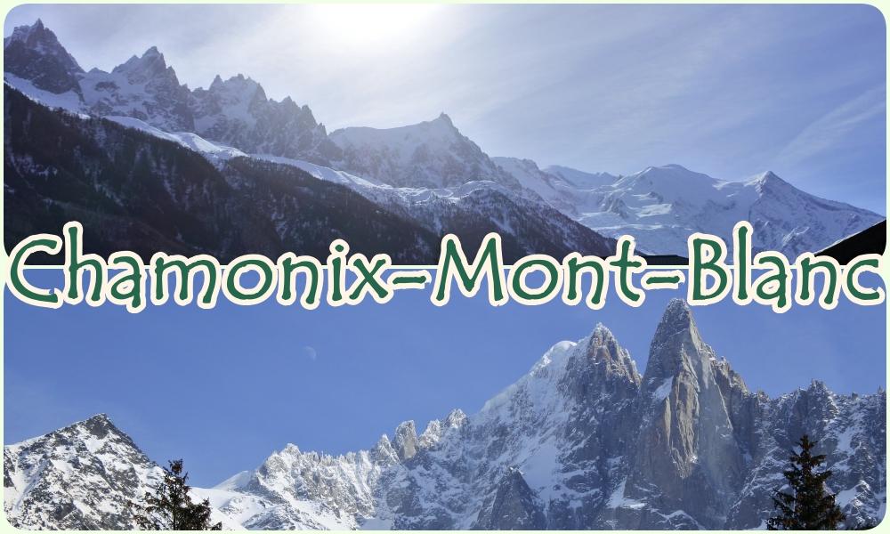 【アヌシーから日帰り】シャモニーに行ってモンブランを見る!【アルプスの絶景】